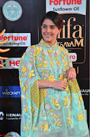 Isha Talwar in Transparent Cute Small mni dress at IIFA Utsavam Awards 2017  Day 2    HD Exclusive Pics 04.JPG