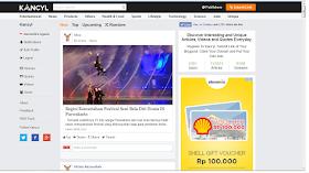 Mengenal Kancyl, Situs Sosial Bookmarking Paling Keren