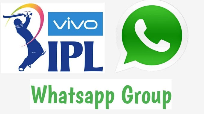 IPL 2019 Whatsapp Group Link Collection Daily Update
