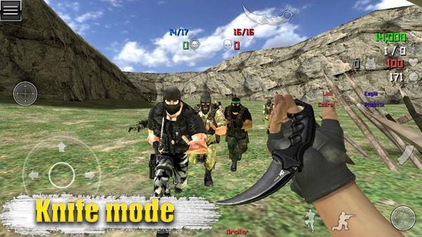 لعبة  Special Forces Group 2 APK