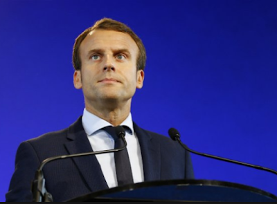 Terror suspect arrested over plot to assassinate French President Emmanuel Macron