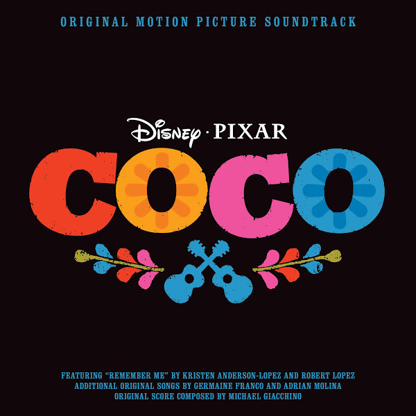 Various Artists - Coco (Original Motion Picture Soundtrack) Cover