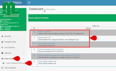 Lokasi penyimpanan file untuk mengunduh Aplikasi Emis Raport ternyata dipindah ke situs Em Download Emis Raport Pindah ke Emis SDM