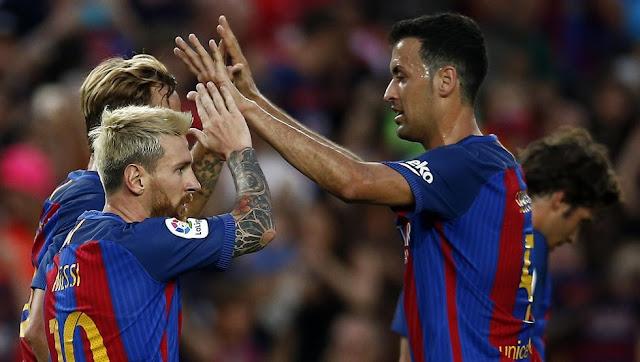 Barcelona campeón de Supercopa de España
