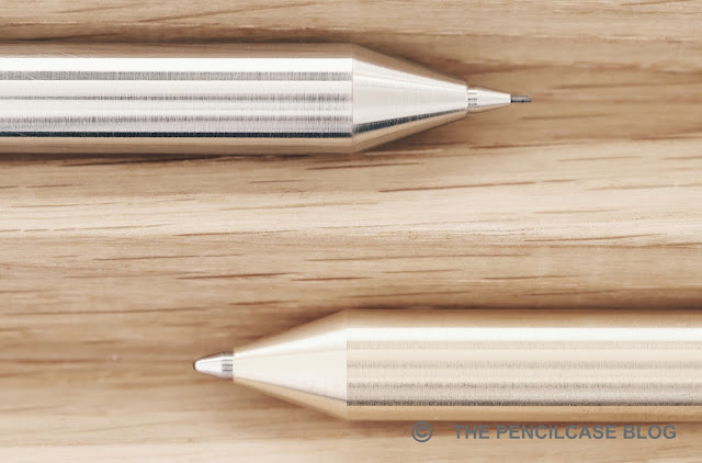 REVIEW: INVENTERY INTERCHANGEABLE PEN + PENCIL