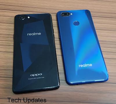 Realme 1 vs Realme 2 Pro Comparison