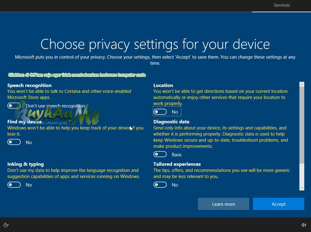 Cara Install Windows 10 Lengkap