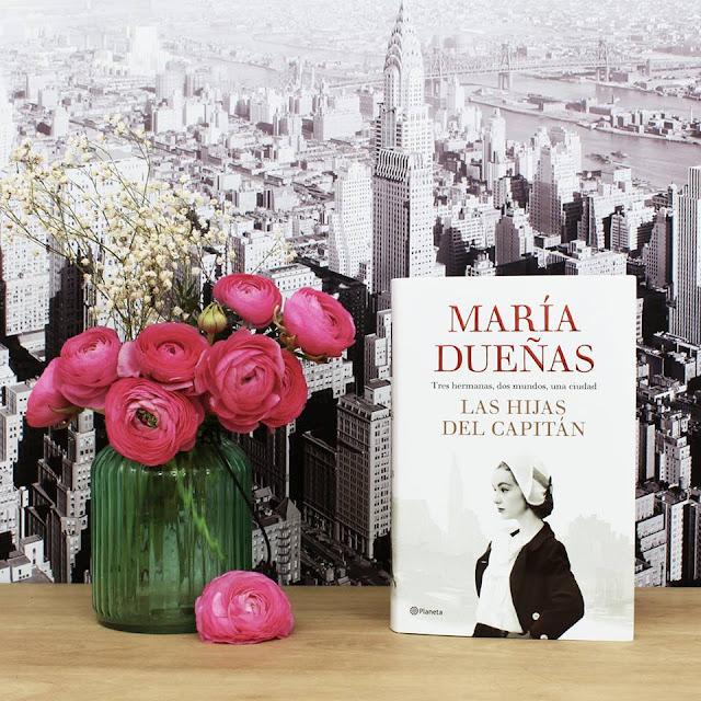 María Dueñas, Best sellers españoles, españoles en Nueva York