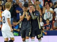 Benar-benar Apes! Baru Terlepas dari Catatan Buruk Ronaldo Sudah Alami Derita Ini