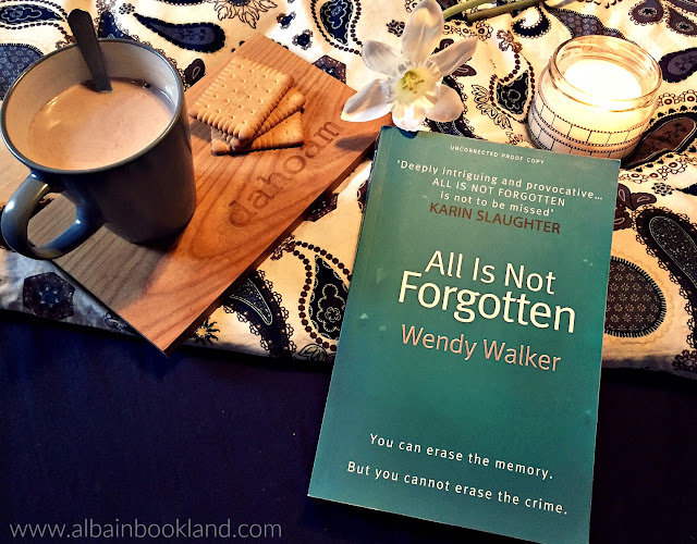 All Is Not Forgotten - Author Interview with Wendy Walker