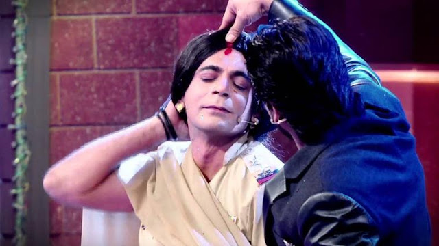 Comedy nights with Sunil Grover.
