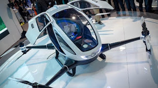 The Future of Taxi Industry: Dubai Will Use Drones