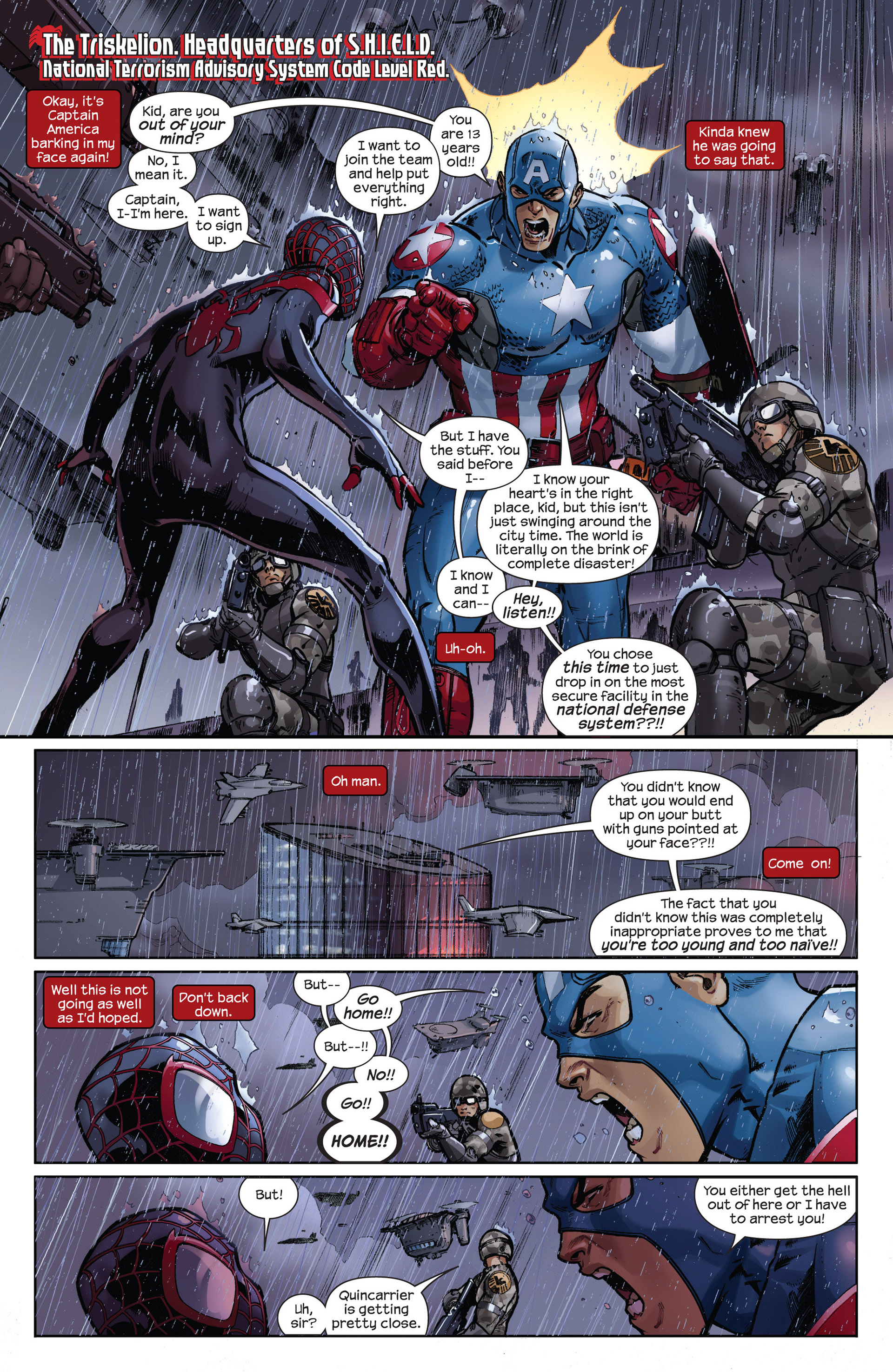 Read online Ultimate Comics Spider-Man (2011) comic -  Issue #16 - 6