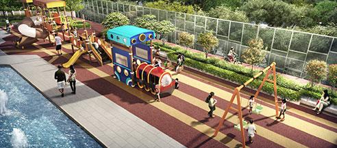 Westwood Residences - Playground