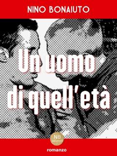 """Copertina ebook gay romance m/m """"Un uomo di quell'età"""""""