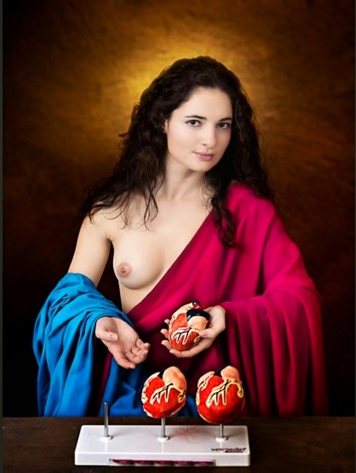 мастер эротической фотографии