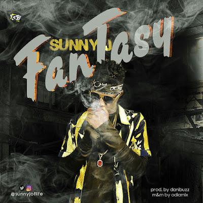 """PHOTO: Sunny J- """"Fantasy"""""""