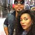Genevieve Nnaji and Ramsey Nouah take cute selfie