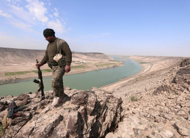 Η Τουρκία έκοψε τα νερά του Ευφράτη προς Συρία…. στην πιο χαμηλή ροή - Απειλούνται εκατομμύρια άτομα!!!