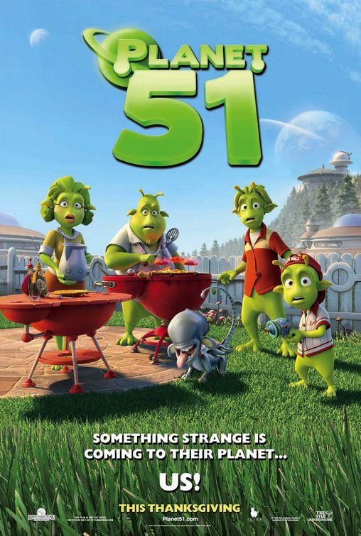 Xem Phim Hành Tinh Số 51 2009