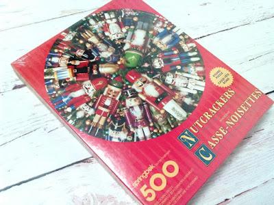 Springbok Round Nutcracker Jigsaw Puzzle