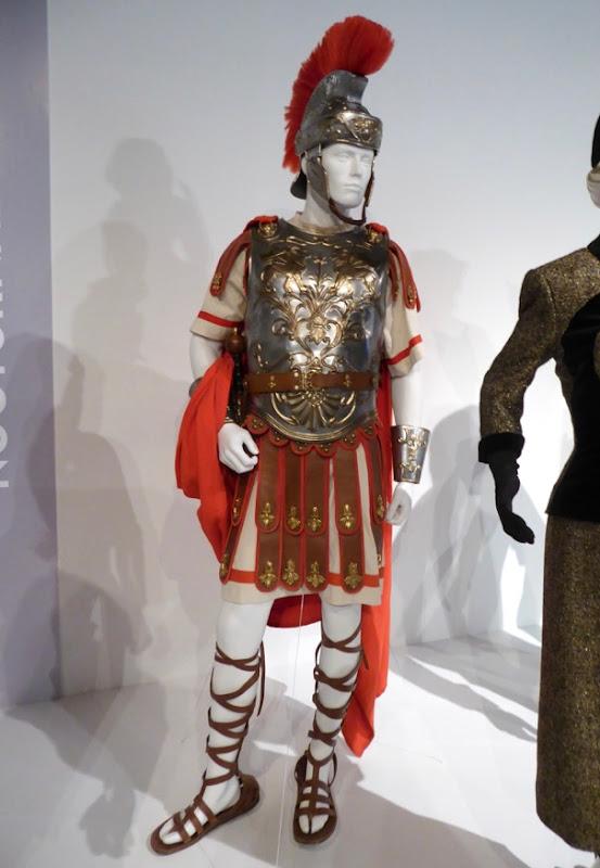 George Clooney Hail Caesar Baird Whitlock Roman Centurion costume
