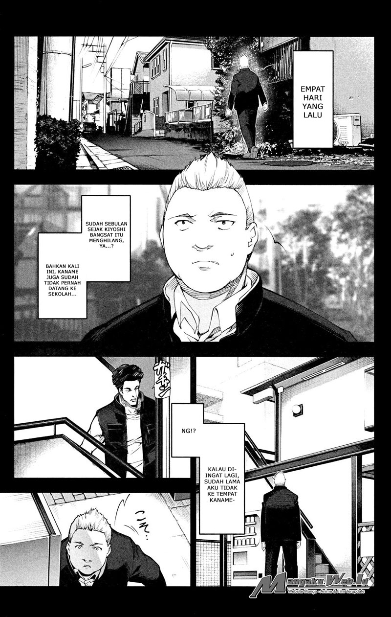 Darwin's Game Chapter 26-2
