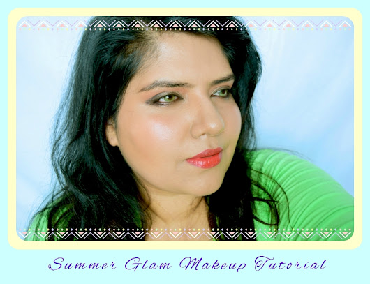 Sorelle Grapevine: Summer Glam Makeup Tutorial