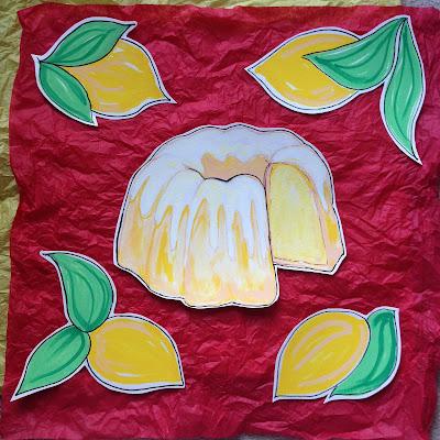Mrs. Tommy's Lemon Pound Cake - image 3 - student project