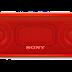Castiga o boxa portabila Sony SRSXB20R EXTRA BASS