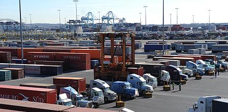 Trucks World News: CLEAN AIR NEW ORLEANS PORT * USA: Federal grant