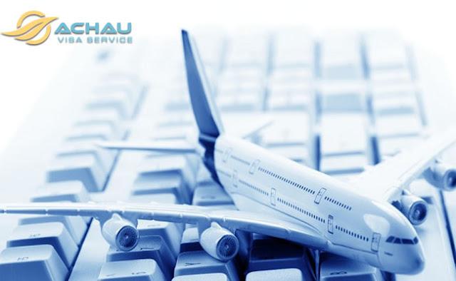 Book vé máy bay khi xin visa du lịch Úc