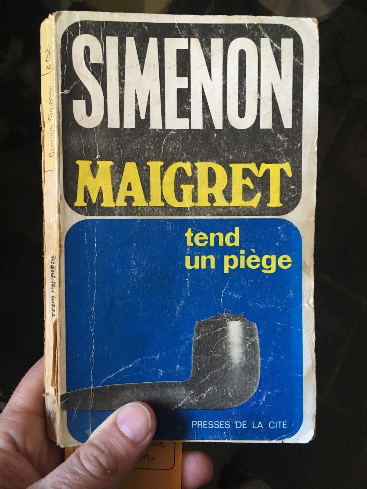 Maigret - Loodverf blanc reactie faire ...
