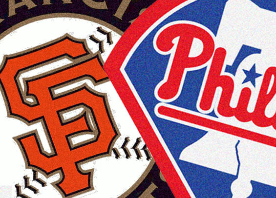 Philadelphia Phillies move up the coast to open series with Giants