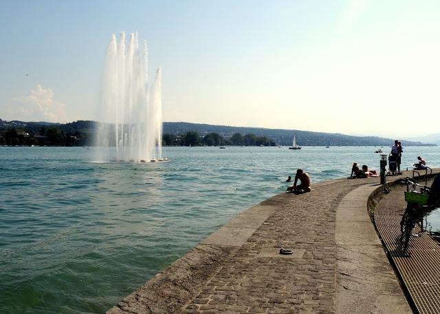 Enge Harbour Zurich