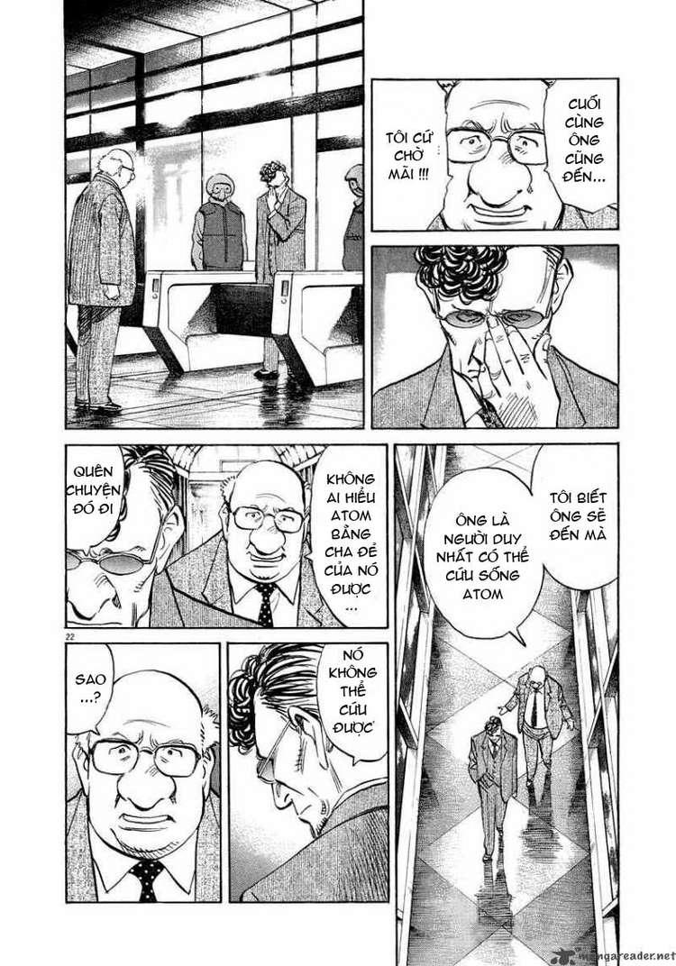 Pluto chapter 37 trang 21