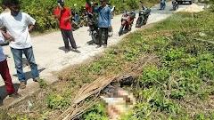 Warga Dumai Temukan Mayat Wanita Tanpa Busana dan Tanpa Kepala