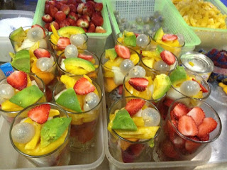 Pickled fruit cools down the heat of summer 1