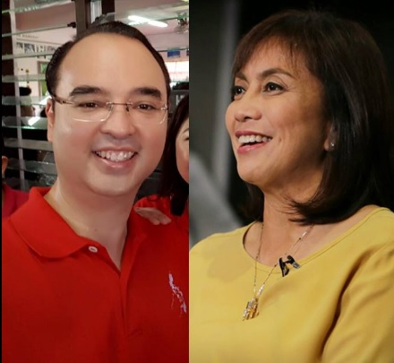 Win or Lose, both Cayetano and Robredo will have a role in Duterte administration.