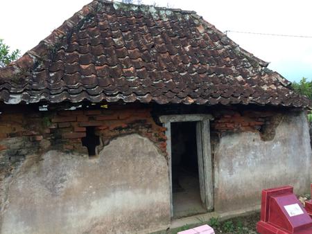 Cungkup Makam Kyai Murmo Diryo