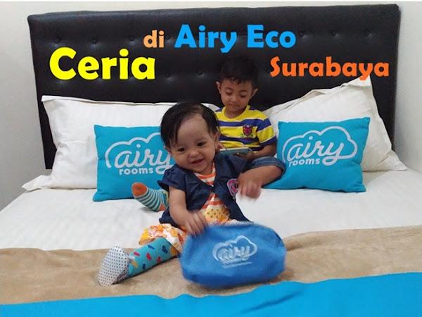 Untuk Urusan Akomodasi di Surabaya, Hotel Airy adalah Pilihan Terbaik