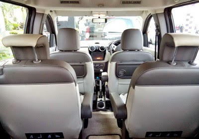 Interior Renault Lodgy Indonesia
