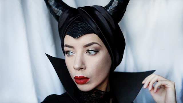 Maleficent Diy Halloween Outfit Leanne Lim Walker