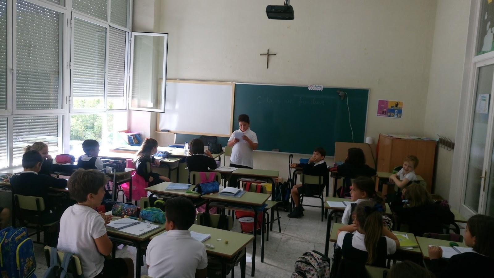 Nuestra clase 3 oratoria 3 a for En nuestra clase