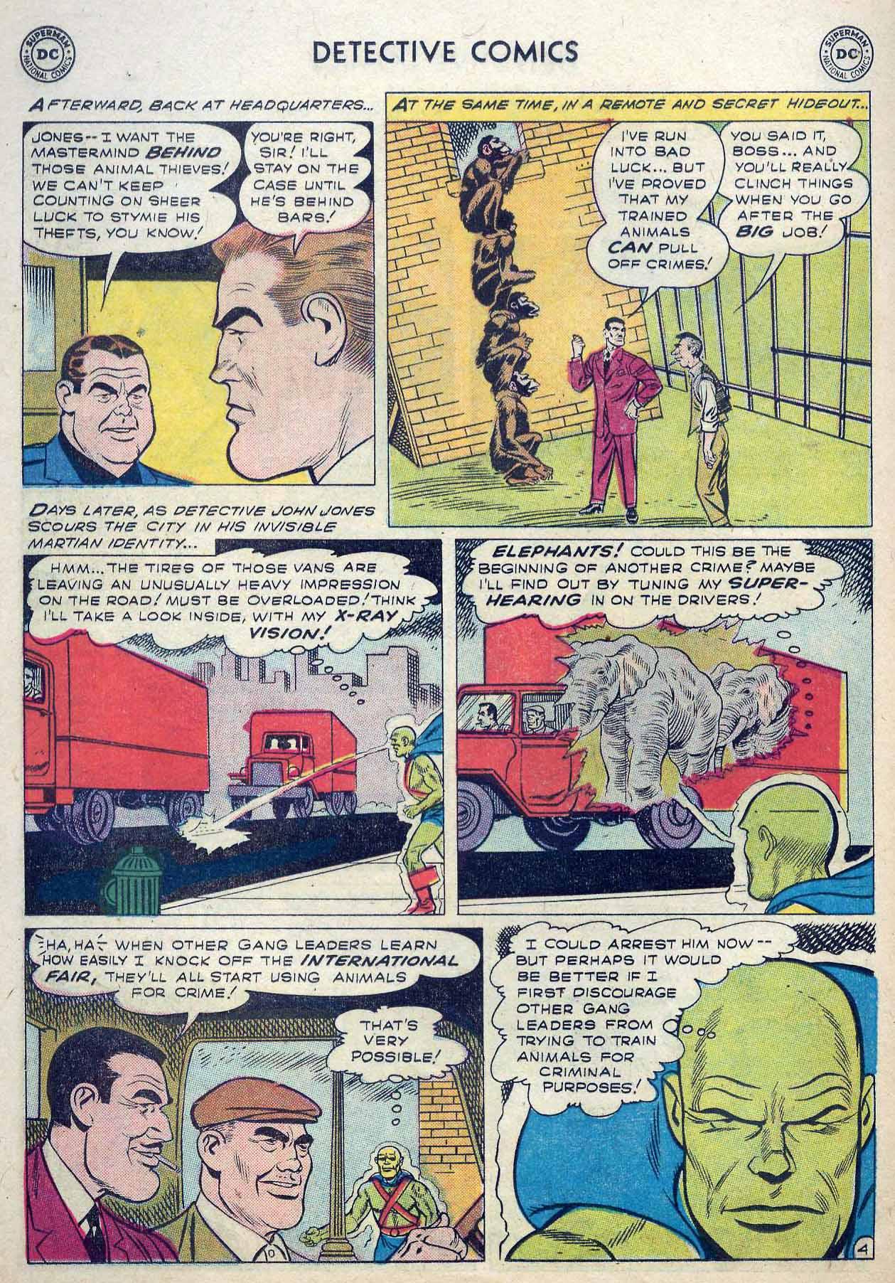 Read online Detective Comics (1937) comic -  Issue #262 - 30