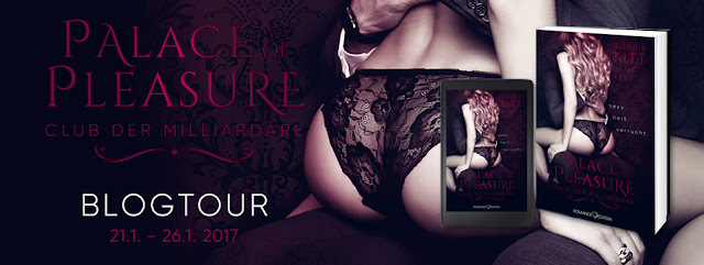 Blogtour »Palace of Pleasure«
