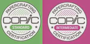 Completed Copic Standard and Intermediate Certification –