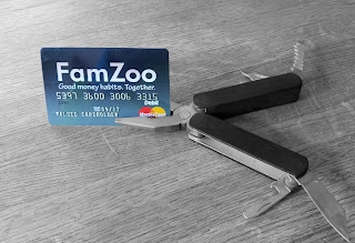 Handy Tool Clamping Prepaid Card