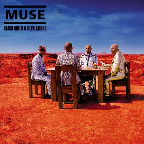 albums similar to black holes and revelations - photo #3