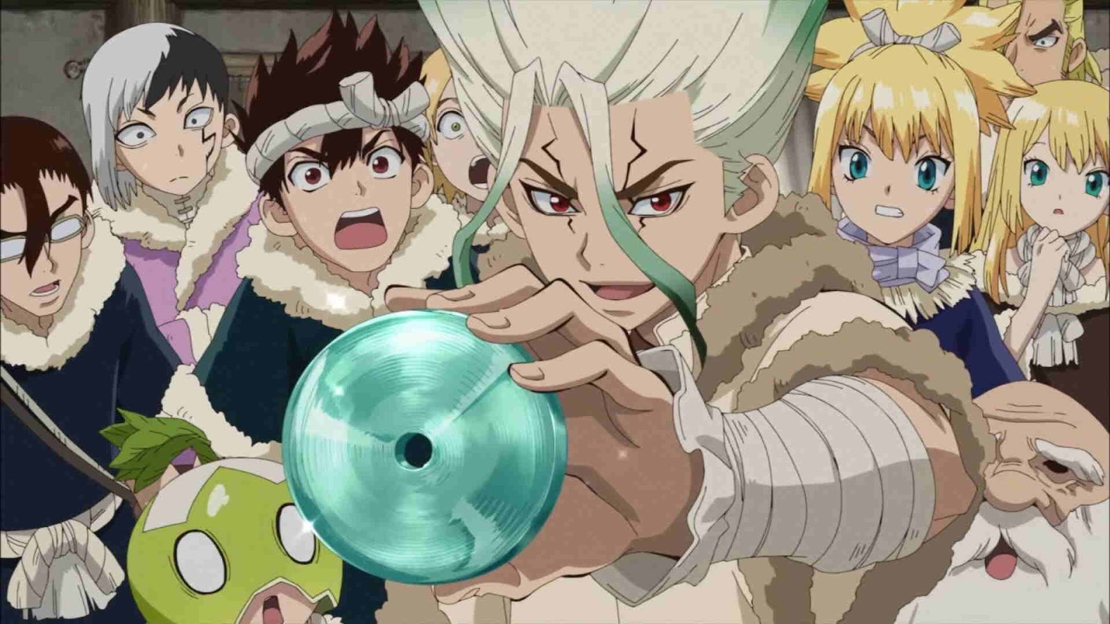 Dr. Stone - Episode 24 END